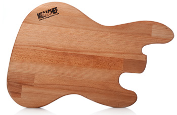 guitar cutting board