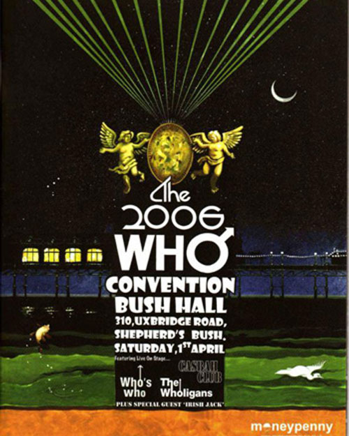 The Who Convention 2006