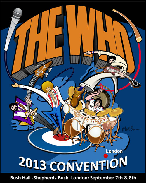 The Who Convention 2013
