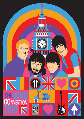 The Who Convention 2010